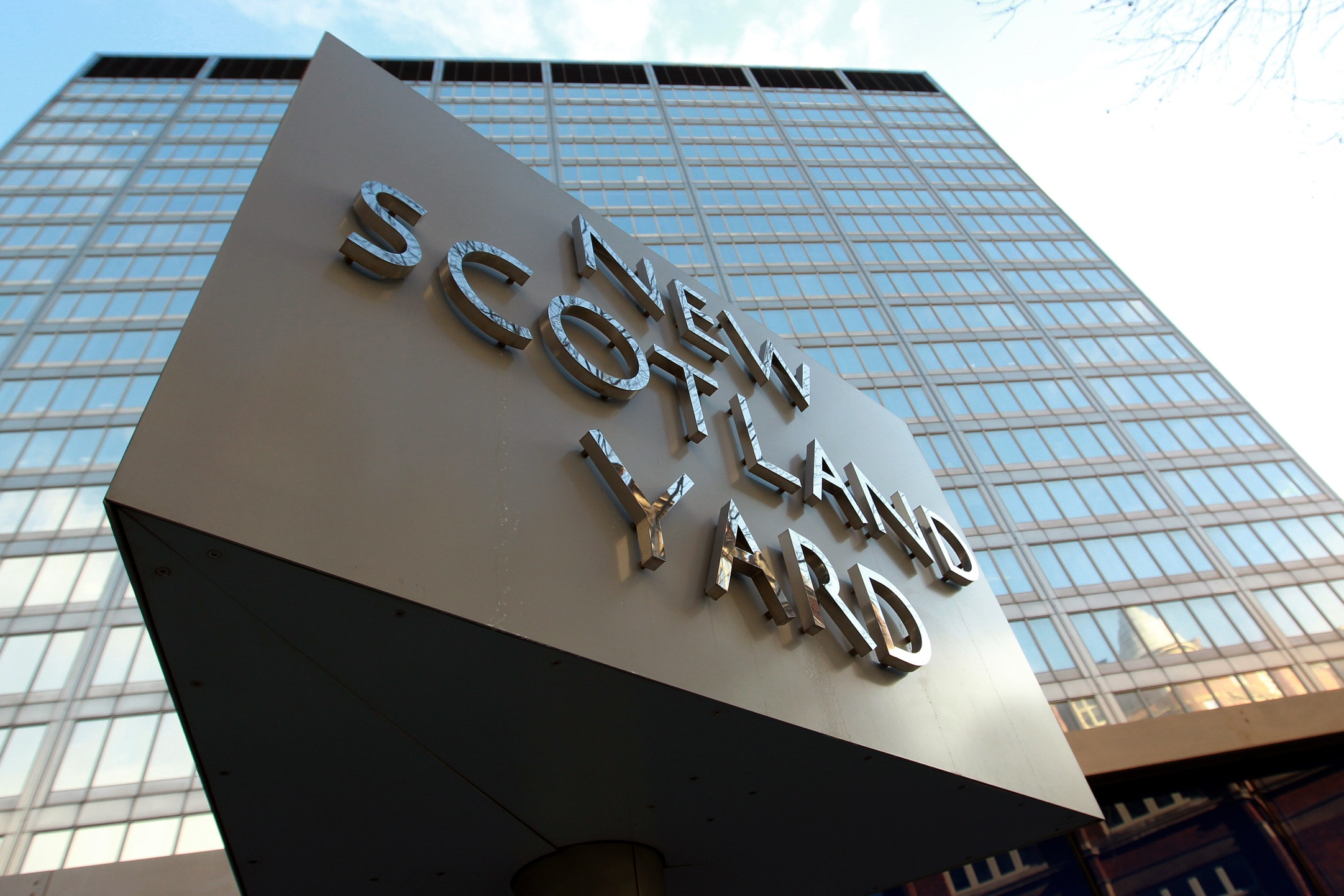 New Scotland Yard stock
