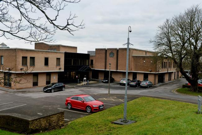 Workington Magistrates Court West Cumbria..Pic Tom Kay      Monday 5th February 2018 50089830T010.JPG.