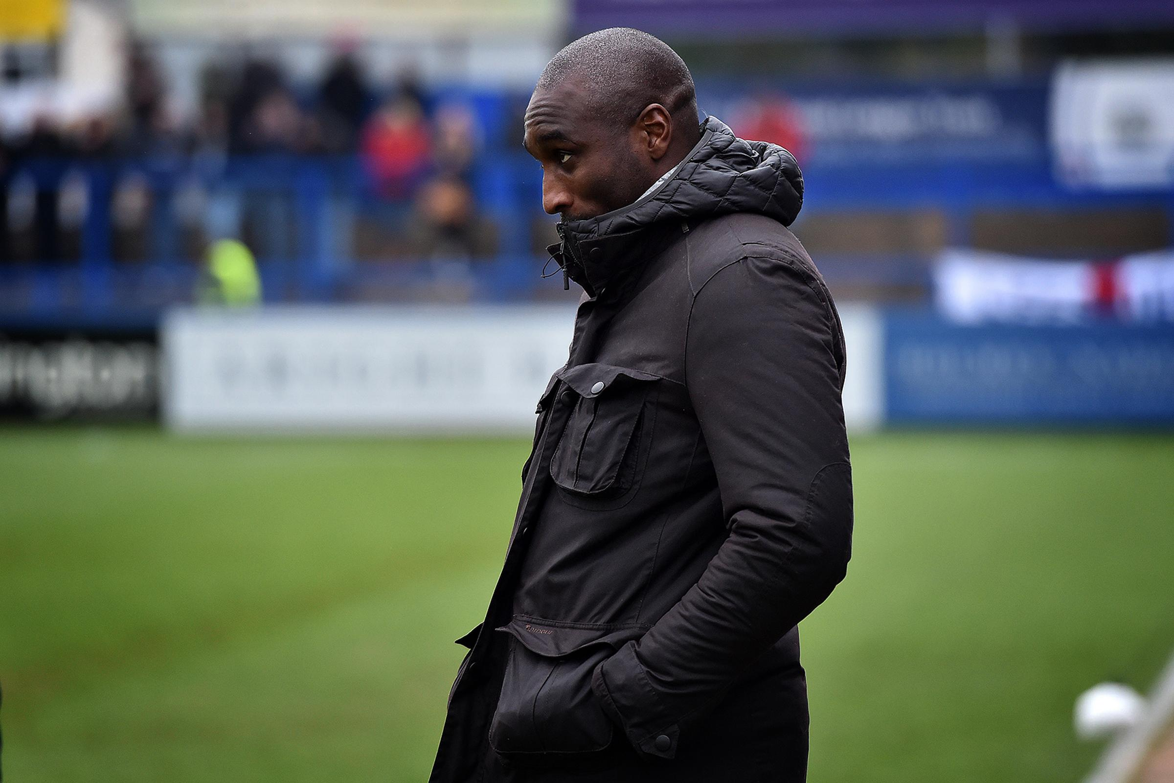 Campbell: Macclesfield manager