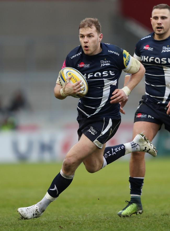 Injury blow: Ulster's Cumbrian back Will Addison