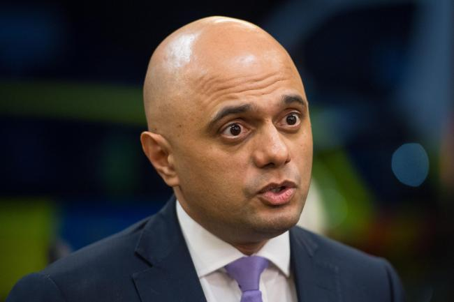 Review: Chancellor Sajid Javid