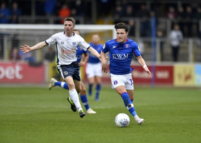 On the move: Former Carlisle United loan midfielder Callum O'Hare has joined Coventry (Photo: Stuart Walker)