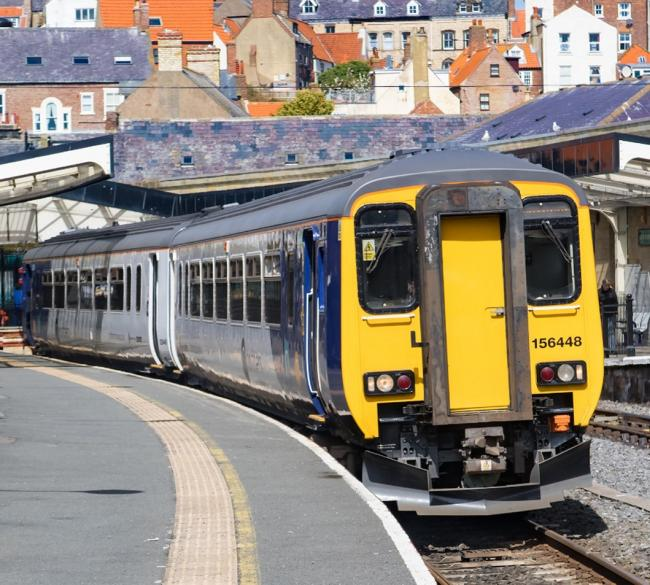 Rail: Passengers are being urged to check before they travel            Picture: Northern Rail    APRIL 18 2019