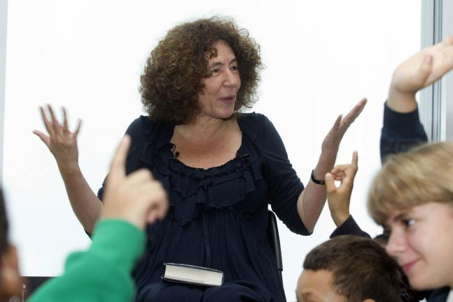 Children's author Francesca Simon