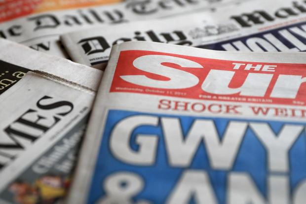 What the papers say - September 23