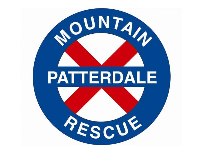 CALLOUT: Patterdale Mountain Rescue Team were involved in a five-hour rescue                      Picture: Patterdale Mountain Rescue Team