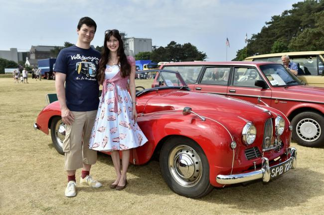 Show cancelled: Vintage Rally