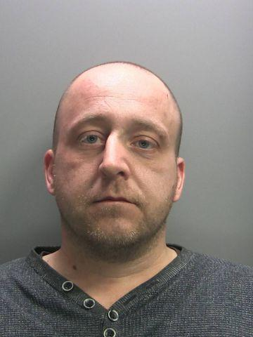 Nuisance: Andrew Bell, 42, says he wants to address his mental health issues.