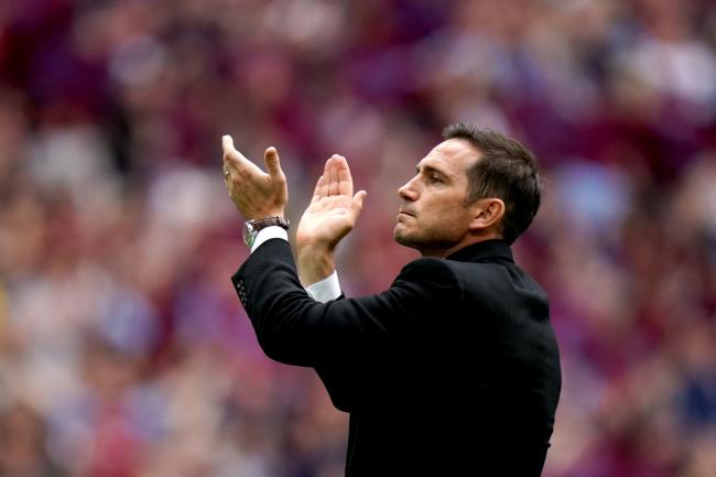 Derby are braced for a difficult spell if Frank Lampard leaves for Chelsea
